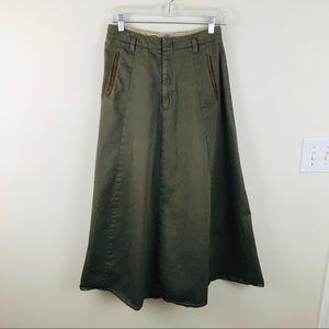 Vintage Banana Republic Midi Skirt